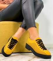 Pantofi Casual / True Yellow