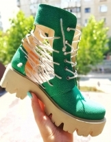 Ghete de vara / TF Green Laces