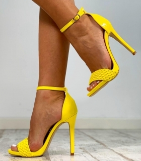 Sandale Dama / Caliopi Yellow